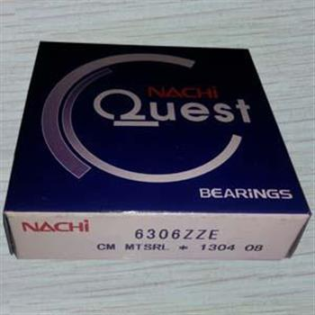 NACHI 6306ZZE Deep groove ball bearing